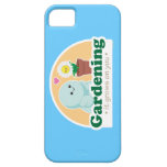 Gardening Grows on You iPhone 5 Cases