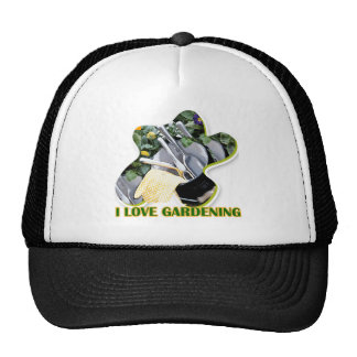 Gardening iGuide Flowers and Shrubs Trucker Hat