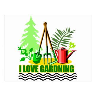 Gardening iGuide Wonderful Soil Postcard