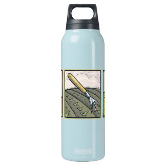 Gardening Insulated Water Bottle