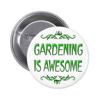 Gardening is Awesome Pins