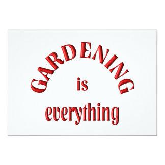Gardening is Everything Card