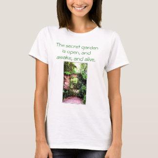 Gardening is great t-shirt