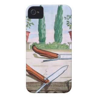 Gardening Knife, from 'Hesperides' by Giovanni Bat Case-Mate iPhone 4 Cases