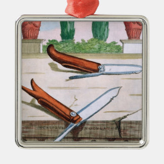 Gardening Knife, from 'Hesperides' by Giovanni Bat Ornaments