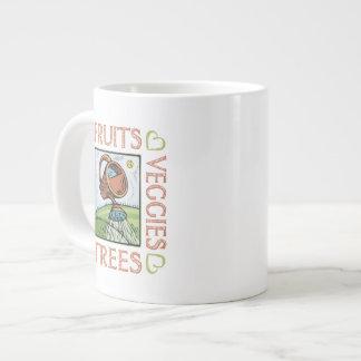 Gardening Large Coffee Mug
