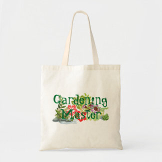 Gardening Master Tote Bag