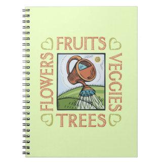 Gardening Notebooks