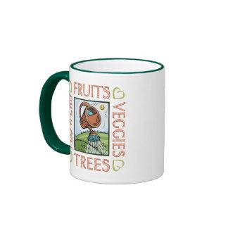 Gardening Ringer Mug