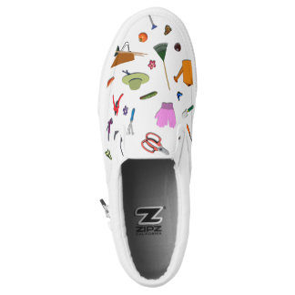 Gardening Slip-On Sneakers