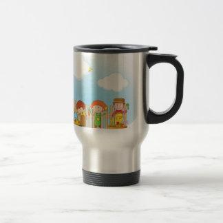 Gardening Travel Mug