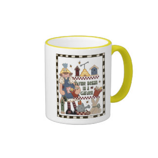 Gardening Wisdom Coffee Mugs