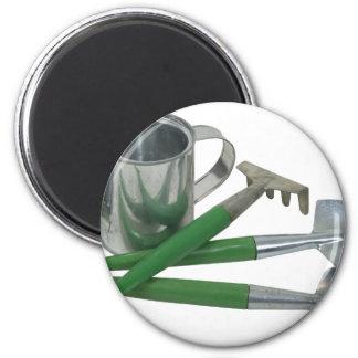 GardeningEssentials112609 copy 2 Inch Round Magnet