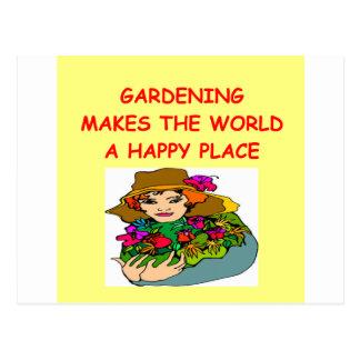 gardenomg tarjetas postales