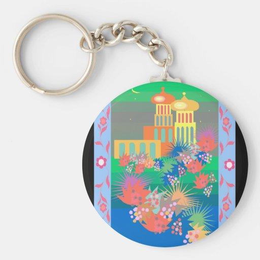 gardens keychain