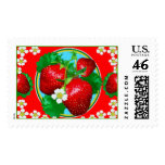 Gardens of Eve Strawberry Stamp (lrg)