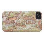 Gardens of Yuan Ming Yuan, Peking, 1783-86 (engrav Case-Mate iPhone 4 Cases