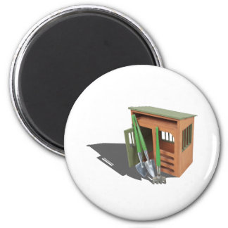 GardenShedTools030111 2 Inch Round Magnet