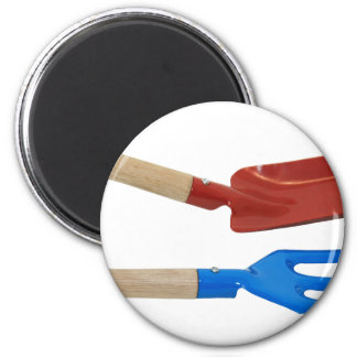 GardenTools070109 2 Inch Round Magnet