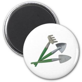 GardenTools112609 copy 2 Inch Round Magnet