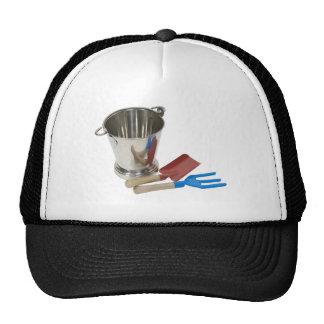 GardenToolsPail070109 Trucker Hat