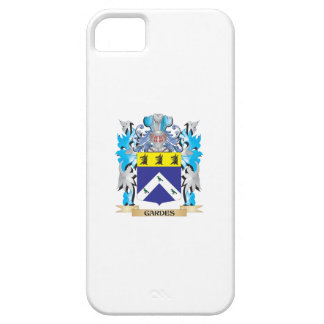 Gardes Coat of Arms - Family Crest iPhone 5 Case