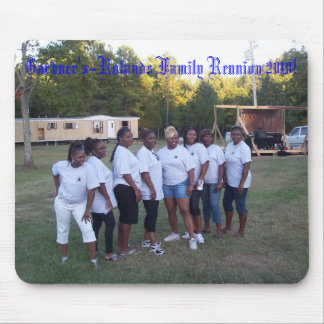 Gardner's-Rolands Family Reunion 2010! Mousepads
