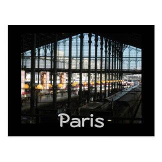 Gare du Nord Postales