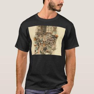 Gare Saint-Lazare Paris 1910 T-Shirt
