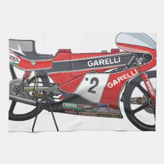 Garelli 50 GP - 1983 Eugenio Lazzarini Hand Towel