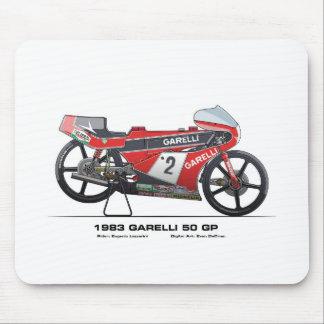 Garelli 50 GP - 1983 Eugenio Lazzarini Mouse Pad