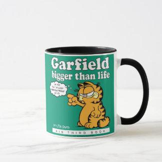 Garfield Bigger Than Life Mug
