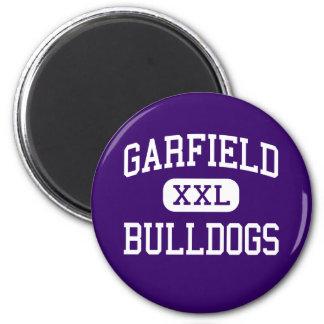 Garfield - Bulldogs - High - Seattle Washington Magnet