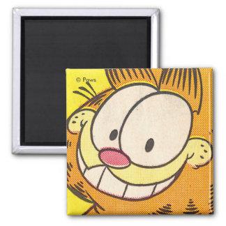 Garfield Grin magnet