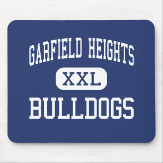 Garfield Heights - Bulldogs - High - Cleveland Mouse Pad
