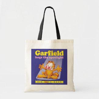 Garfield Hogs The Spotlight Tote Bag