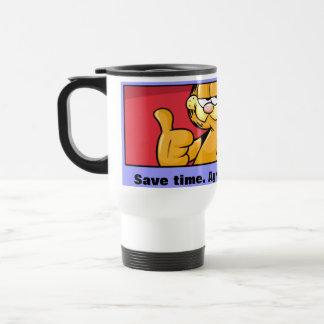 Garfield Logobox está de acuerdo conmigo la taza d