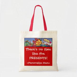 Garfield Logobox Holiday Presents Tote Bag