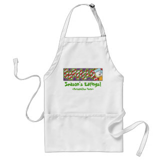 Garfield Logobox Season's Eatings Apron