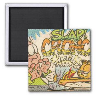 Garfield Slap! magnet