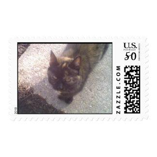 Garfield's demands postage