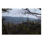 Garganta de fotografía en color Kentucky de Red Ri Foto