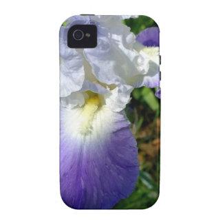 Garganta del iris iPhone 4/4S carcasas