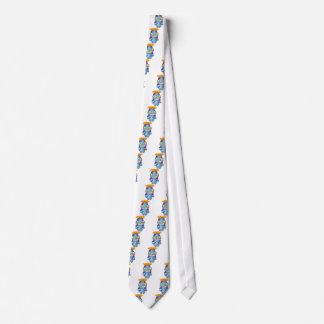 Gargona Blue Neck Tie