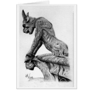 Gargoyle 1 card