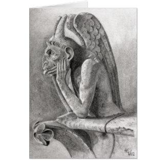 Gargoyle 3 card