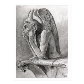 Gargoyle 3 postales