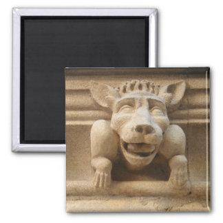 Gargoyle animal magnet