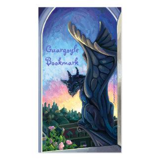 Gargoyle Art Book Mark Double-Sided Standard Business Cards (Pack Of 100)