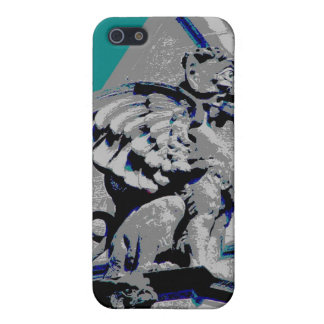 Gargoyle at Cobb Gate Case For iPhone SE/5/5s